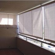 Toldo balcón en Pamplona