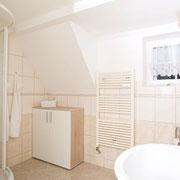 Badezimmer Ferienwohnung Basic