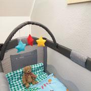 Babybett Ferienwohnung Basic