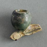 Sigarettenpijpje, gevonden in Amsterdam, waarschijnlijk Frans