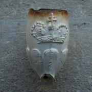 Kroon ca 1740-1770, waarschijnlijk Gorinchem of Schoonhoven