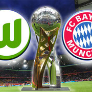Supercup in Wolfsburg