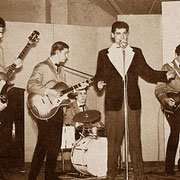 Johnny Lion & The Jumping Jewels - Optreden Den Bosch 1960