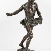 H.D.Gauqui, Bronzefigur 'Sämann' auf der Kunstauktion ab 600 €