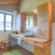 Badezimmer in Asteiche