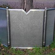 Edelstahl-Kaminschutz