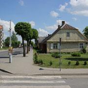 Litauische Haeuser