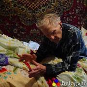 Пивоваров не задолго до гибели май 2013 года в своём Курене в ст. Кривянской.