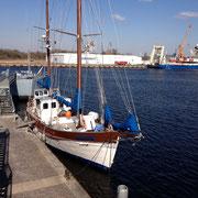 Wilhelmshaven- Hafen