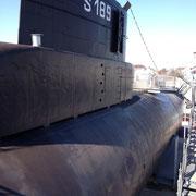 U-Boot zum Begehen