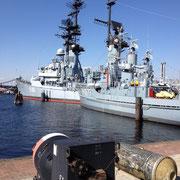 Die Marine Schiffe