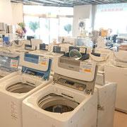 安心の高品質洗濯機