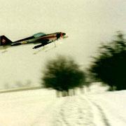 1986/1 Antares mit Skier