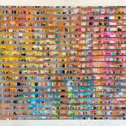 """All-Prisma-Composition"" ca. 100cm x 80cm"