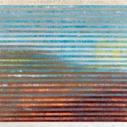 """""""Blue-Red-Composition"""" ca. 120cm x 100cm"""