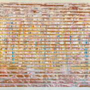 """""""Light-Warm-Color-Composition"""" ca. 150cm x 100cm"""