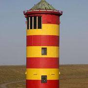 Leuchtturm Pilsum - Foto: sail over
