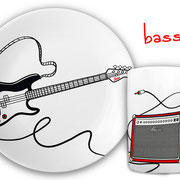DAS Geschenk für Bassisten, Bass-Spieler und Musiker!