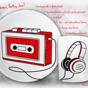 Ein tolles Geschenk für Musikliebhaber und Retro-Fans!