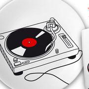 DAS Geschenk für DJs, Plattensammler und Musikliebhaber!