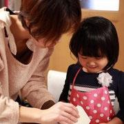 バレンタイン向けコラボ親子講座(大阪市・フォトグラフ*カフェ様)2015.2