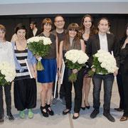 Preisträger der La Biosthétique Modepreise