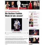 Die Berliner Fashion Week ist wie versext - TRASH OF SOCIETY - Bild 14 !!!!