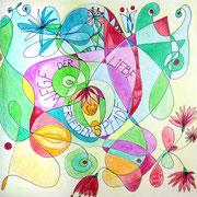 Friedenspfade - als Postkarte - 2,- €/Stck.