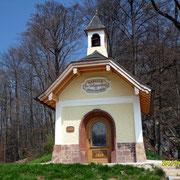 Bergkapelle bei Berchtesgaden