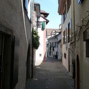 Gassen der Altstadt