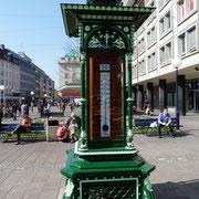 Antikes Thermometer