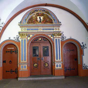 Das Innenportal