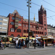 Das Baseler Rathaus