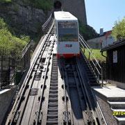 Die Festungs Bahn