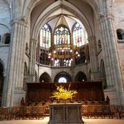 Blick auf den Altar