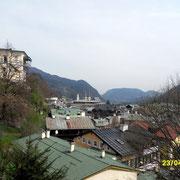 Blick auf Berchtesgaden.