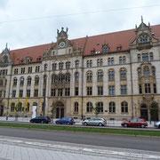 Das altePostgebäude
