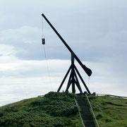 Historisches Leuchtfeuer in Skagen Dänemark. (Feuerkorb)