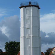 Alter Leuchtturm in Skagen