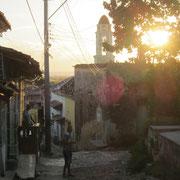 Foto vom Stadtzentrum in Trinidad