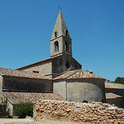 Photo abbaye du thoronet