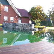 Schiller Gartengestaltung - Garten und Landschaftsbau Cuxhaven - Wasserobjekte