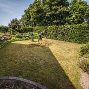 Schiller Gartengestaltung - Garten und Landschaftsbau Cuxhaven - Gewerbekunden - Objektpflege