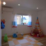 2階子供スペース