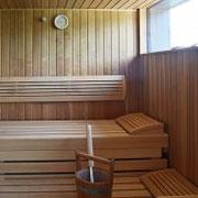 Saunawandvertäfelung