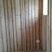 Saunaverkleidung Fichte Altholz