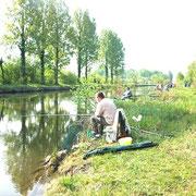 Partie de pêche de Frédéric