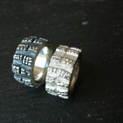 Ring Tirano Silber
