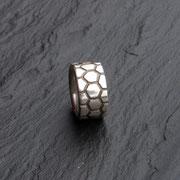 Ring Schildpatt Silber