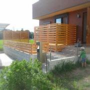 家相方位を大切に考えた自然派制震住宅